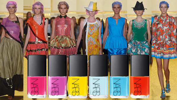 Thakoon and nars collaborate on